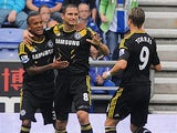 Frank Lampard, Fernando Torres, Ryan Bertrand