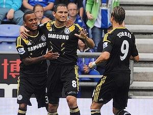 Di Matteo unsure of Lampard future