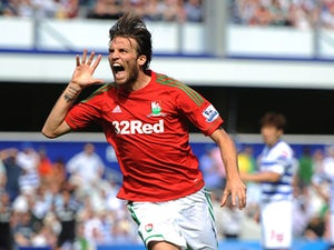 Laudrup: 'More to come from Michu'