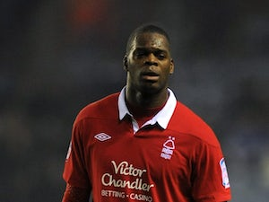 Marlon Harewood training with Millwall