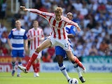 Peter Crouch, Alex Pearce