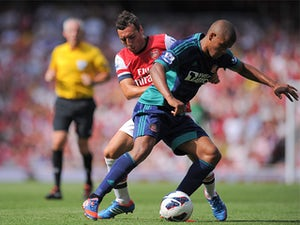 In Pictures: Arsenal 0-0 Sunderland