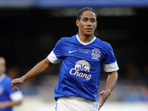 Pienaar plays down Everton progress