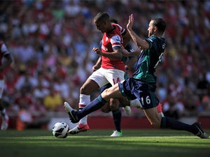 Wenger: 'Walcott's time as a striker will come'