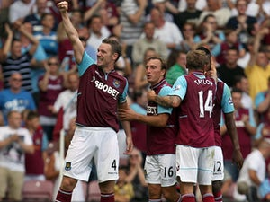 Half-Time Report: West Ham 3-0 Fulham