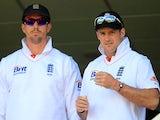 Kevin Pietersen, Andrew Strauss
