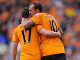 Matt Jarvis and Steven Fletcher