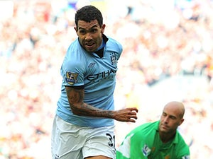 Tevez hints at contract extension