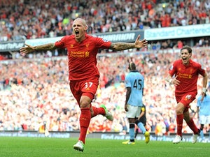 Skrtel delighted with goal