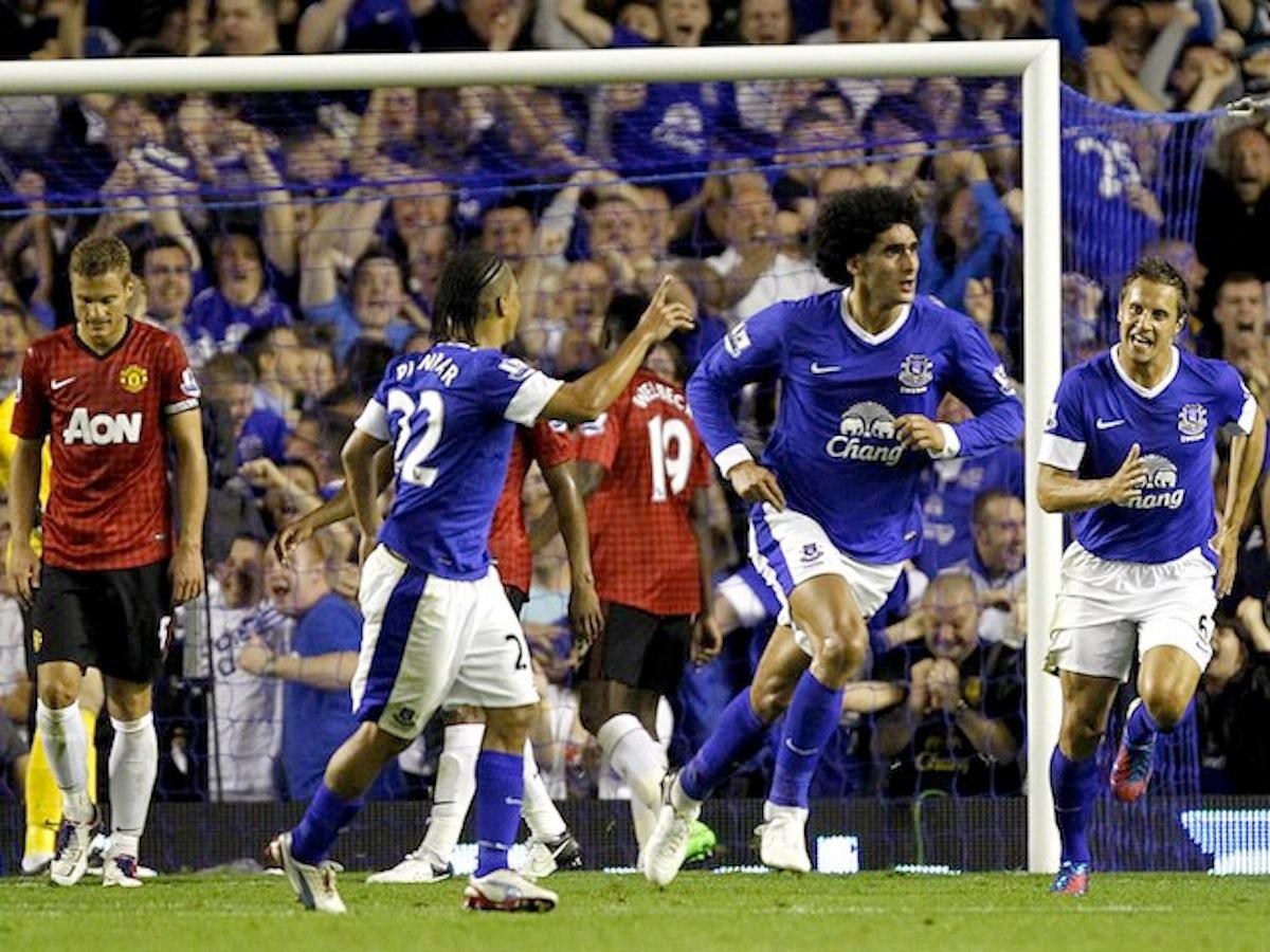 Sir Alex Ferguson We Couldn T Cope With Marouane Fellaini