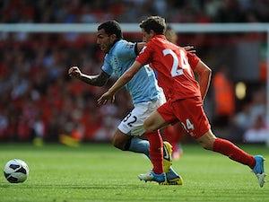 Match Analysis: Liverpool 2-2 City
