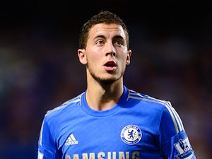 Hazard: 'I'm not at Chelsea to show off'