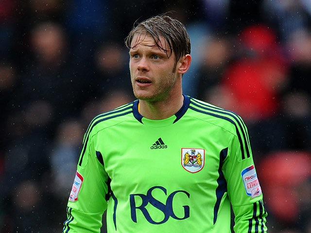 Ipswich to sign Gerken?