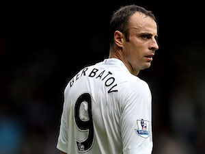 Agent: 'Spurs made late Berbatov bid'
