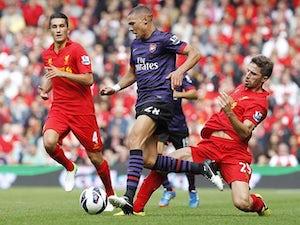 Gibbs to miss Norwich match