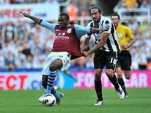 N'Zogbia promises Villa improvement