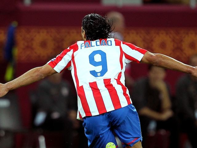 Half-Time Report: Atletico in control against Zaragoza