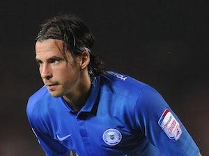 Half-Time Report: Barnsley 0-2 Peterborough United