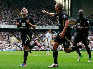 Match Analysis: Tottenham 1-1 Norwich