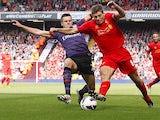 Carl Jenkinson, Steven Gerrard
