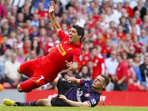 Moyes: 'I'm worried about Suarez diving'