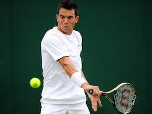 Federer facing 'fastest man on Tour'
