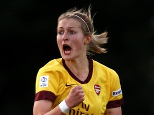 Interview: Arsenal, England and Team GB's Ellen White