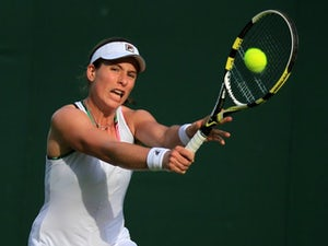 Result: Konta progresses in New York