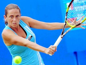 Result: Vinci advances in Rogers Cup
