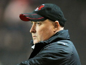 Slade: 'It went our way'