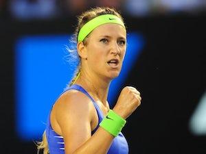Result: Azarenka wins sixth title in Linz