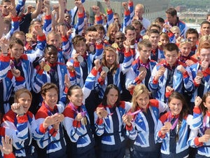 Live Commentary: Great Britain Athletes' Parade