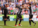 Clint Dempsey, Gareth Bale