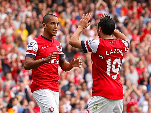Result: Arsenal 6-1 Coventry City