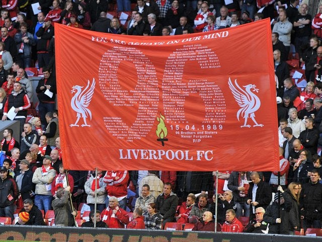Hillsborough Flag