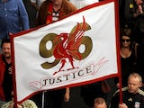 Hillsborough Protest March