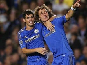 Luiz: 'I'm great friends with Oscar, Ramires'
