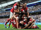 In Pictures: Manchester City 1-1 Arsenal