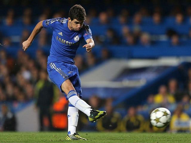 Half-Time Report: Chelsea 2-1 Juventus