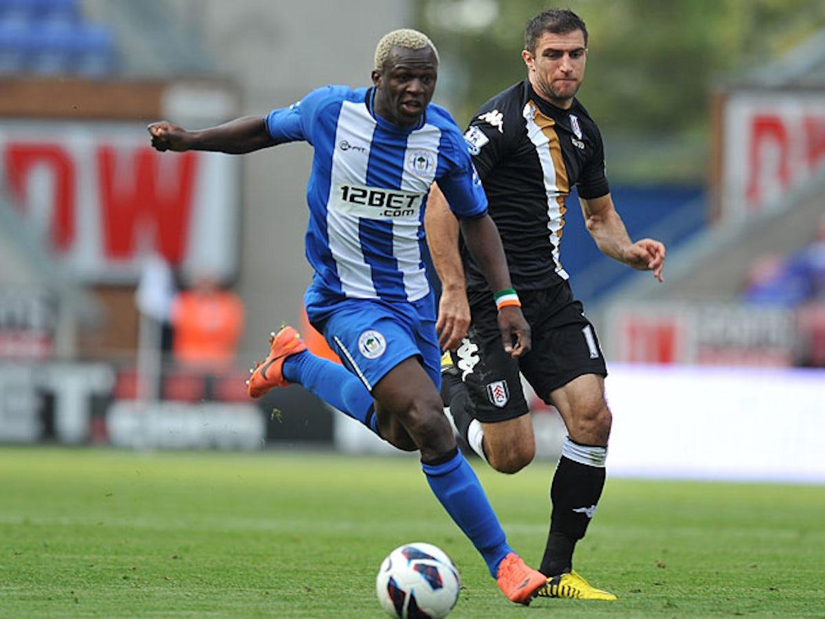 Arouna Kone eyes Wigan Athletic stay - Sports Mole