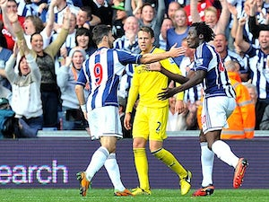 Team News: Long starts for West Brom
