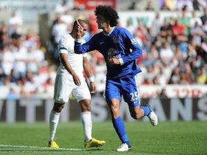 Fellaini praises Everton