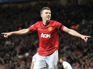 Wenger: 'Carrick has been exceptional'
