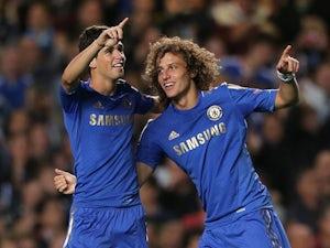 Chelsea trio named in Brazil squad