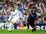 Vincent Kompany, Cristiano Ronaldo