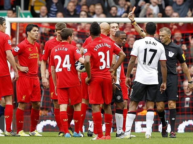 Ferguson: 'Shelvey deserved red card'