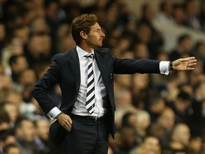 Villas-Boas coy on Sherwood future