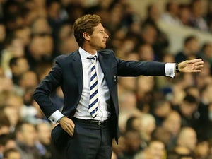 AVB confident of Spurs progress