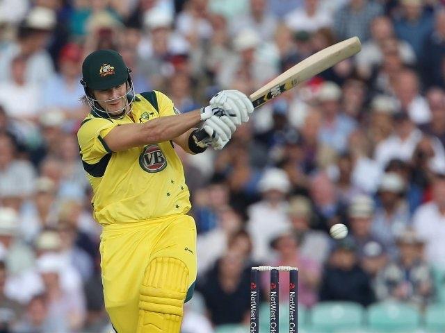 Watson puts Australia in control