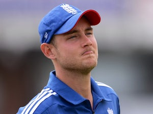Broad left out of T20 side